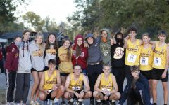 The Conestoga cross country team competed at the C-1 District race in Waterloo, Neb. on Oct. 15.