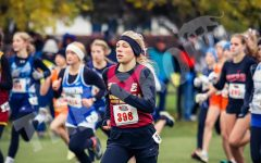 State Cross Country - Cougar Candids