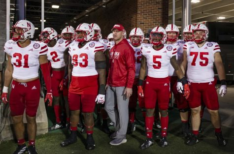 The Cornhuskers started their season with a tough 52-17 loss to Ohio State.
